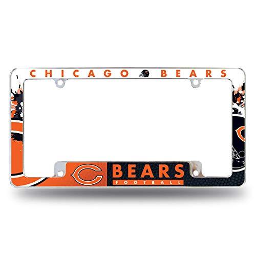 bear license plate frame - 7