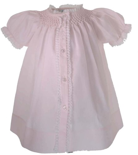 feltman-brothers-newborn-baby-girls-pink-daydress-with-smocking-and-lace-trim-nb