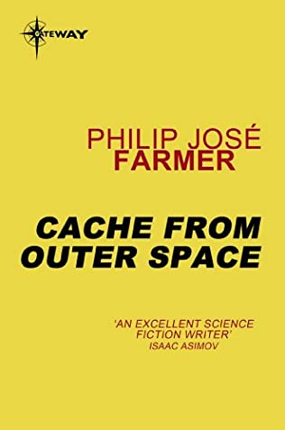 book cover of Cache from Outer Space