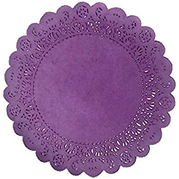 "Magenta Pink Paper Doilies 4/"" 6/"" 8/"" 10/"" 12/"" 14/"" FUCHSIA PAPER Lace DOILIES"