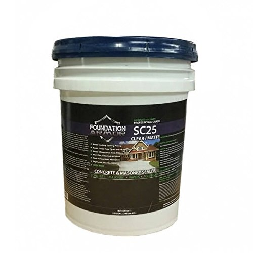 (5 GAL Armor SC25 Penetrating Concrete Sealer and Water Repellent Salt Guard )