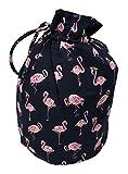 Vera Bradley Ditty Bag in Flamingo Fiesta