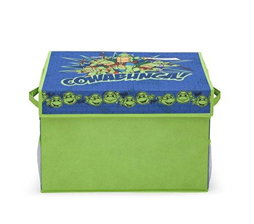 Delta Children Collapsible Nickelodeon Ninja Turtles