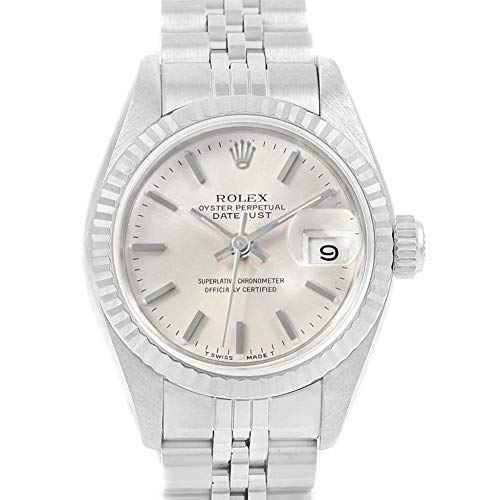 Rolex Datejust Automatic-self-Wind Female Watch 69174 (Certified Pre-Owned)
