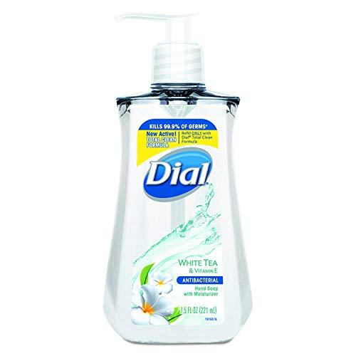 The Best Dial Soap White Tea  Vitamin E