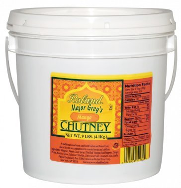 Roland: Major Grey's Mango Chutney 50 Lb by Roland