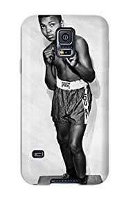 Hot Tpye Photography Black And White Case Cover For Galaxy S5