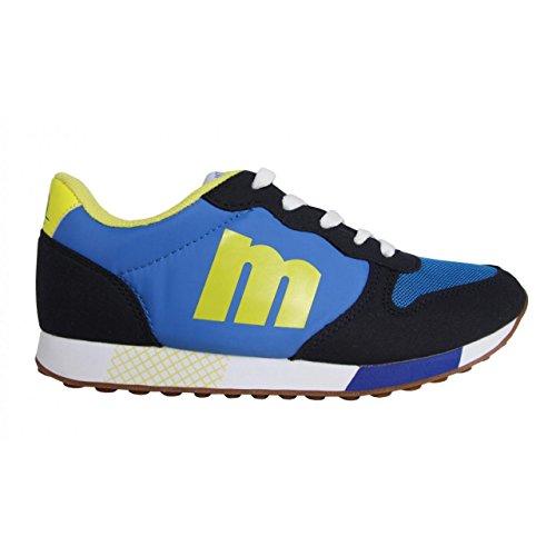Chaussures de sport pour Femme MTNG 69505 MARINO-AZUL ROYAL