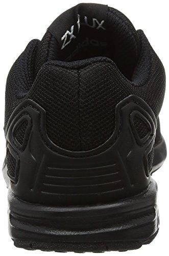 adidas ZX Flux C, Zapatillas de Gimnasia Unisex Niños Negro (Core Black)