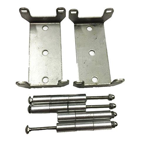 LS1 LS6 LSX coil relocation bracket valve cover side mount Custom Clean Look 2