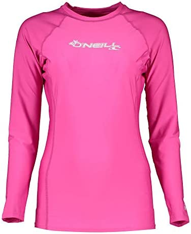 ONEILL WETSUITS UV Schutz WMS Basic Skins L/S Crew ONeill - Protector Solar para Mujer (Talla XL), Color Negro Mujer: Amazon.es: Ropa y accesorios