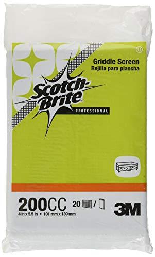 (MCO200CC - Scotch Britetrade; 200CC Griddle Screen)