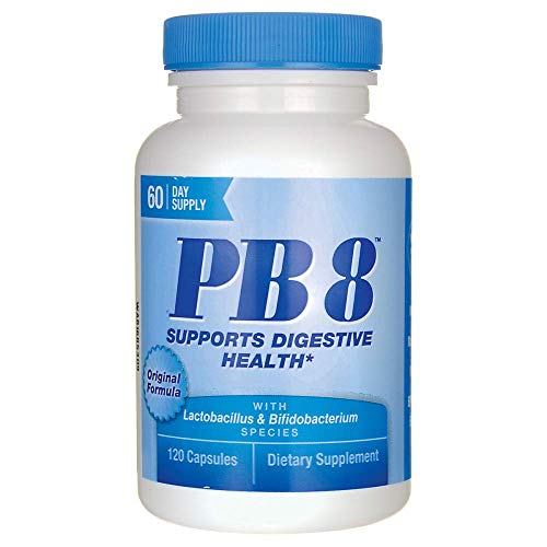 Nutrition Now - Pb 8 Acidophilus, 120 Capsules