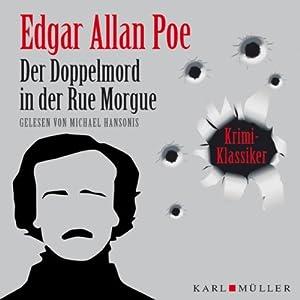 Doppelmord in der Rue Morgue Hörbuch