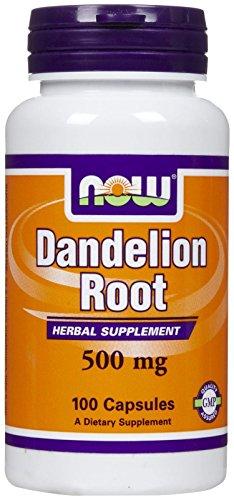 NOW Foods Dandelion Root Caps