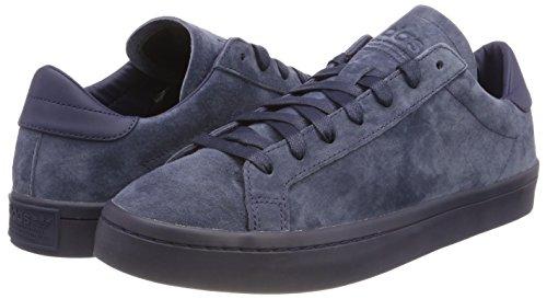 0 Courtvantage Gymnastique Chaussures Homme Pour Trace Bleu bleu De Adidas dw1zHCgqxd