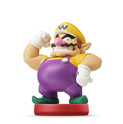 Nintendo Wario amiibo SM Wii u