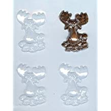 Moose Candy Molds