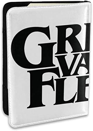 Greta Van Fleet グレイトバンフリート パスポートケース メンズ 男女兼用 パスポートカバー パスポート用カバー パスポートバッグ ポーチ 6.5インチ高級PUレザー 三つのカードケース 家族 国内海外旅行用品 多機能