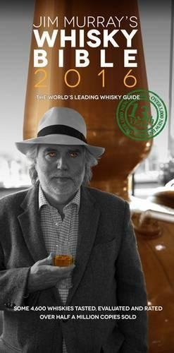 Jim Murray's Whiskey Bible 2016 (Jim Murray's Whisky Bible)