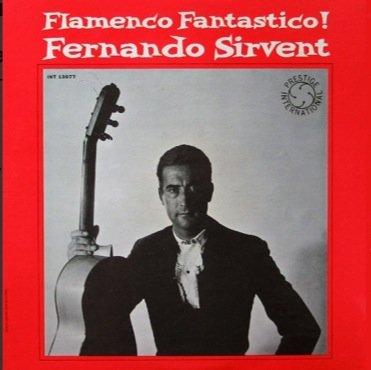 Flamenco Fantastico!: Prestige International LP (1961) by Prestige International 