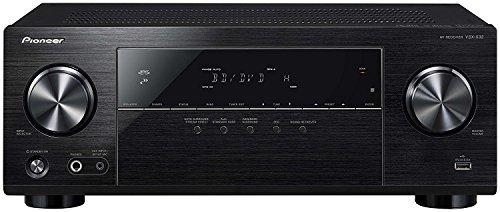 Pioneer Surround Sound A/V Receiver - Black (VSX-532)