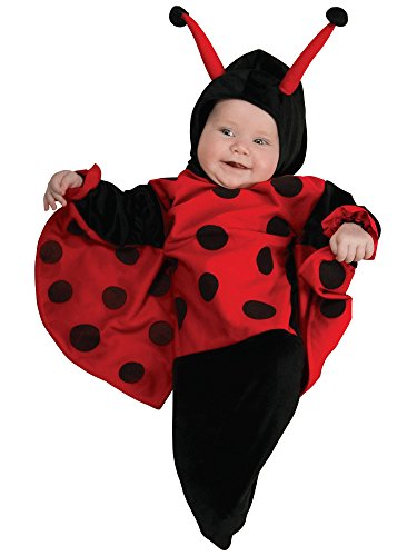 Ladybug Bunting Baby Infant Costume - Newborn -