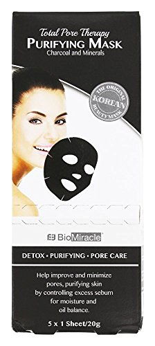 BioMiracle Total Pore Therapy Purifying Mask