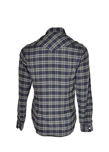 ROY ROGER'S camicia uomo fantasia a quadretti