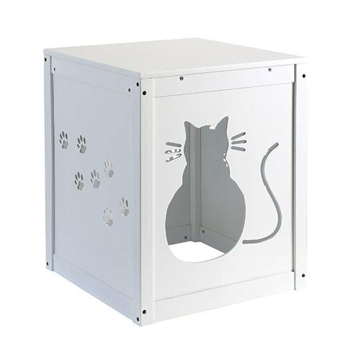how to get cat into carrier
