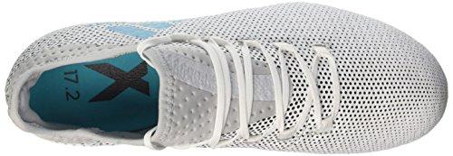 Uomo Allenamento energy Blue White Calcio Multicolore clear ftwr Per 72 Scarpe Adidas Fg Grey X qw10XPq7