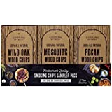 Cooking Gift Set BBQ Smoker Wood Chip Variety Pack Refill