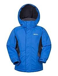 Mountain Warehouse Raptor Kids Snow Jacket - Winter Ski Coat