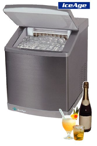 Eiswürfelmaschinen  IceAge Eiswürfelbereiter - Eiswürfelmaschine: Amazon.de: Computer ...