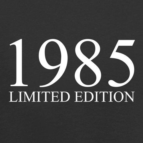 1985 Limierte Auflage / Limited Edition - 32. Geburtstag - Herren T-Shirt - Schwarz - XS