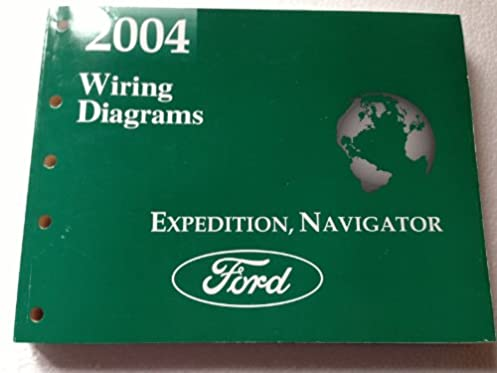 2004 ford expedition lincoln navigator wiring diagram manual 1965 Lincoln Wiring Diagrams Automotive 2004 ford expedition lincoln navigator wiring diagram manual original paperback \u2013 2004