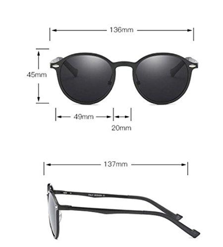 MSNHMU Las Gafas De Sol Viajan Gafas De Sol Polarizadas ...