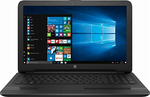 2018 HP 15.6'' HD Touchscreen Laptop, Intel Dual Core i5-7200U Processor up to 3.1GHz, 8GB DDR4 RAM, 1TB HDD, HDMI, HD Graphics 620, DTS Studio Sound, DVD Burner, Windows 10 - Hp Laptops Computers