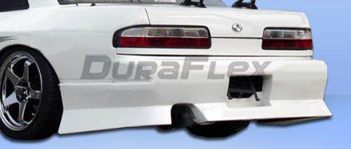 Duraflex 104239 1989-1994 Nissan 240SX S13 2DR Duraflex Type U Rear Bumper Cover - 1 ()
