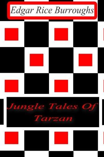 Jungle Tales Of Tarzan PDF