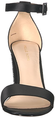 Dress Bonnie3 Pelle Moda Black Women's Sandal wOWR47q