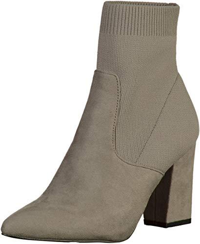 Ankle Boot Steve Femme Madden Bottines Gris Renne aTR8z