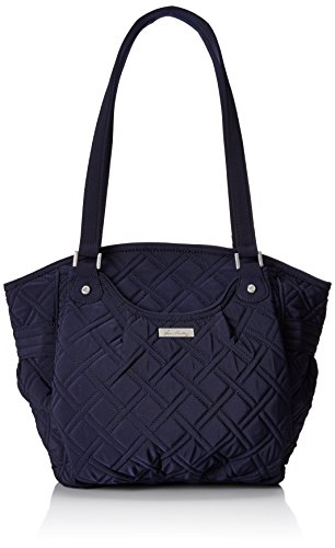 Vera Bradley Glenna 2 Shoulder Bag, Classic Navy, One Size by Vera Bradley