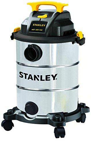 Stanley Wet/Dry Vacuum, 8 Gallon, 4 Horsepower