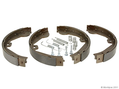Febi-Bilstein Parking Brake Shoe Set with Hardware