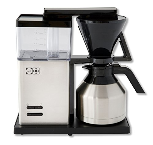 Cheers Carafe - Motif Essential Pour-Over Style Coffee Brewer with Thermal Carafe