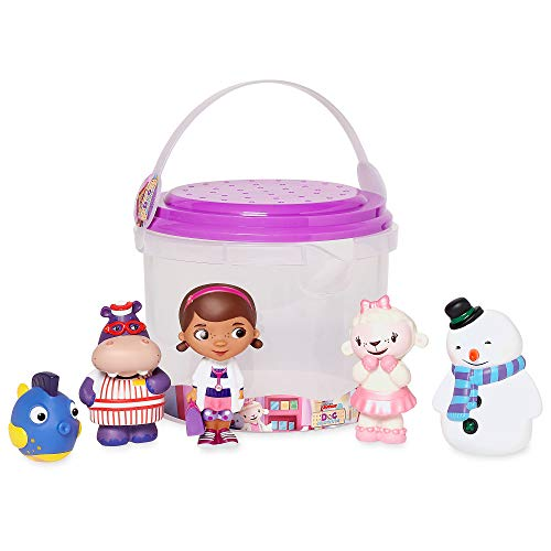 Disney Doc McStuffins Bath Set Junior]()