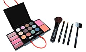 Amazon.com : Purse Makeup Kit - Mini Palette + Travel Size