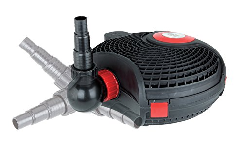 (Alpine Eco-Sphere Pump 1400GPH w/ 33 Ft. Cord, 6 Inch Tall)