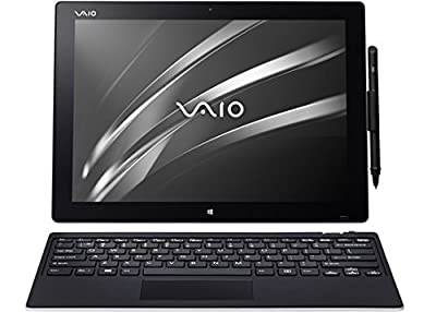 """2016 Newest Sony VAIO Z Canvas Detachable 2-in-1 Premium Tablet/Laptop (Intel Quad-Core i7 up to 3.4GHz, 16GB RAM, 1TB SSD, 12.3"""" 2560x1704 IPS Display, Keyboard and Stylus, Windows 10 Pro, 2.67lbs)"""